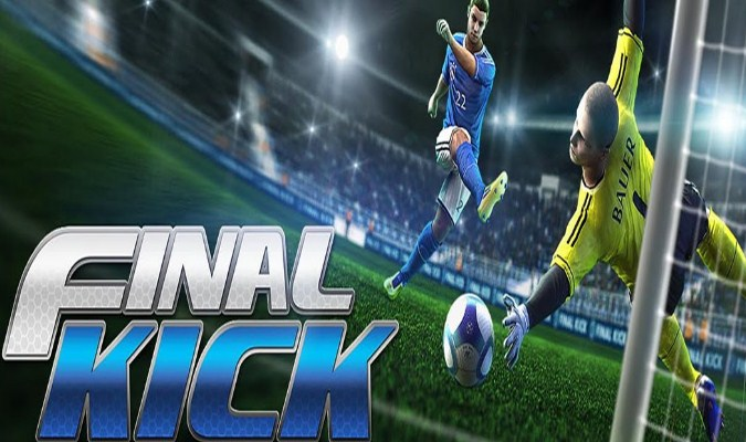 Game Sepak Bola tuk Android - Final Kick
