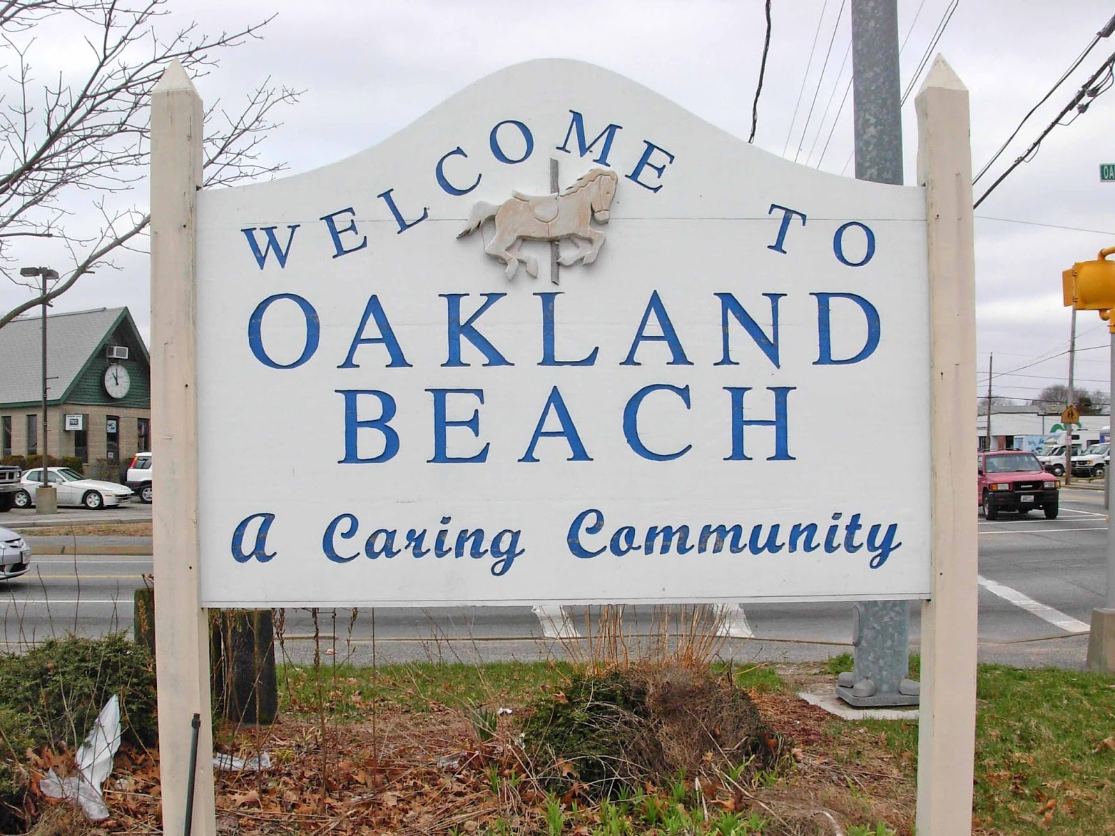 Blue E As Geo Therapy Beaches Welcome To Oakland Beach Warwick Rhode Island 2008 A Caring Community