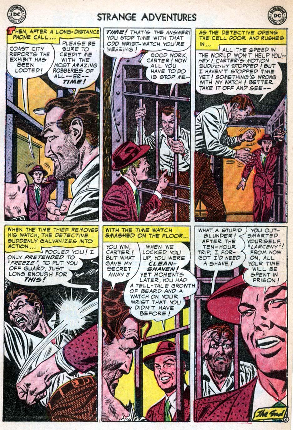 Strange Adventures (1950) issue 50 - Page 33