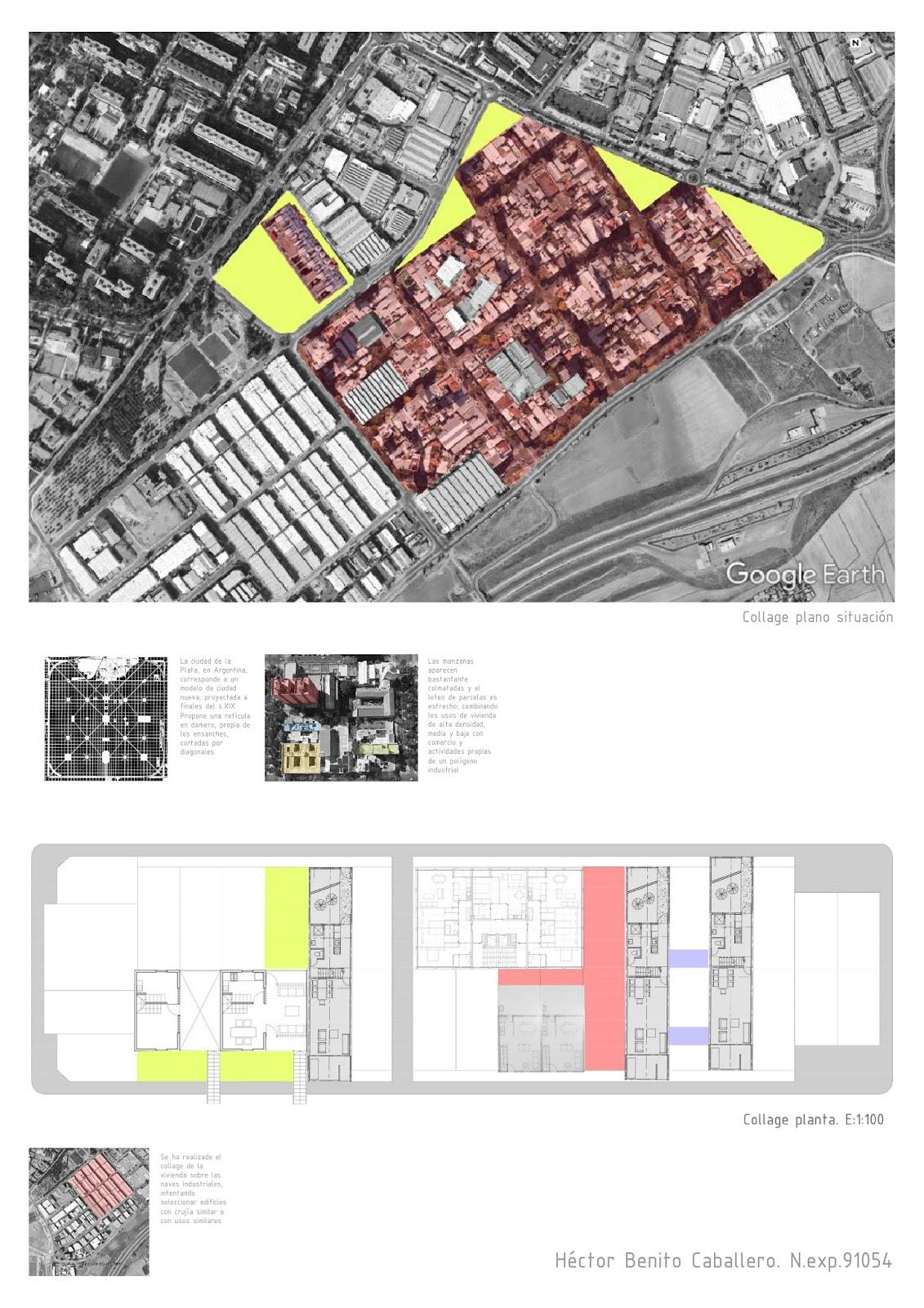 Proyectos 8 U.D Herreros: Primer collage (Planta)