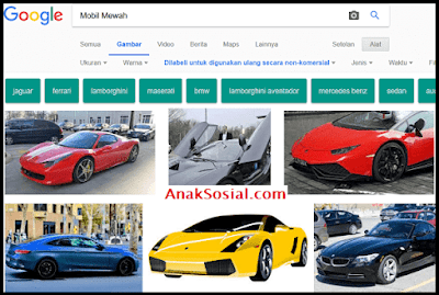 Hasil Pencarian Gambar Google Biasa