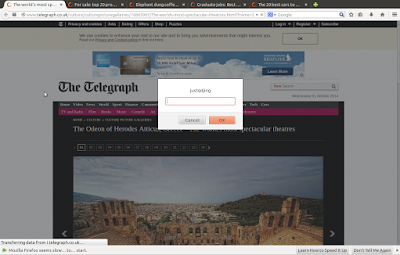 TeleGraph All Photo (Picture) Pages Have Been Vulnerable to XSS Cyber Attacks