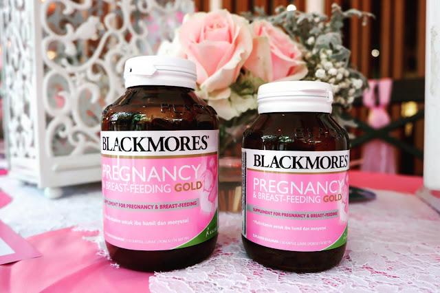 penuhi nutrisi kehamilan dan menyusui dengan blackmores pregnancy and breastfeeding gold