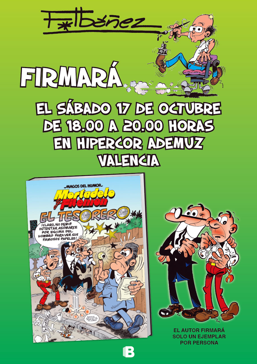 Mortadelo Y Filemon El Tesorero Pdf