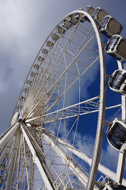 Big Wheel, Liverpool, Merseyside, Tourist, North West, Family