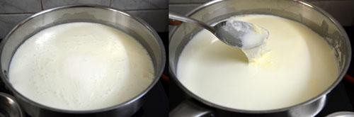 basundi without condensed milk