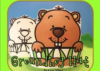 printable groundhogs day craft