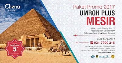 Umroh Plus Mesir Promo