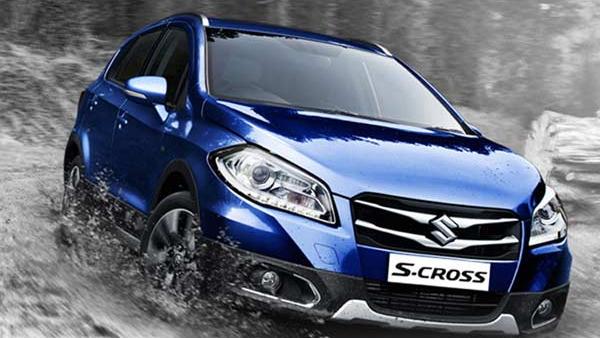 Suzuki SX4 S Cross Kabarnya Akan Ikuti GIIAS 2016