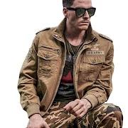 Jaqueta Militar Masculina