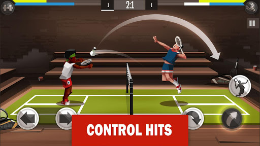 Badminton League Apk Mod