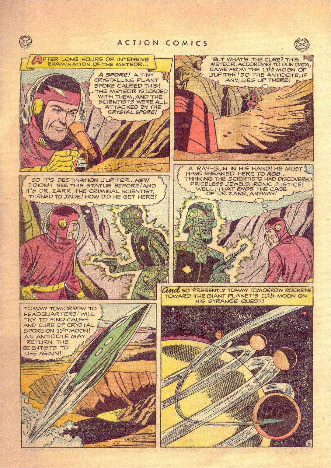 Read online Action Comics (1938) comic -  Issue #138 - 18