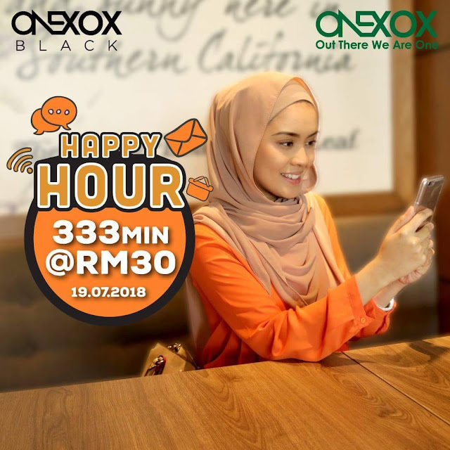 Happy Hour Onexox