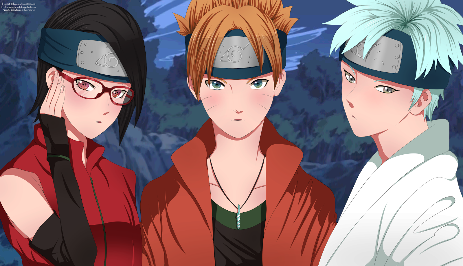 Wallpaper Naruto Paling Keren Koleksi Gambar Hd