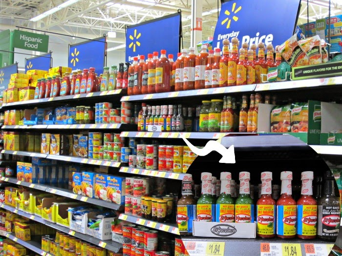 El Yucateco at Walmart #SauceOn #shop #cbias