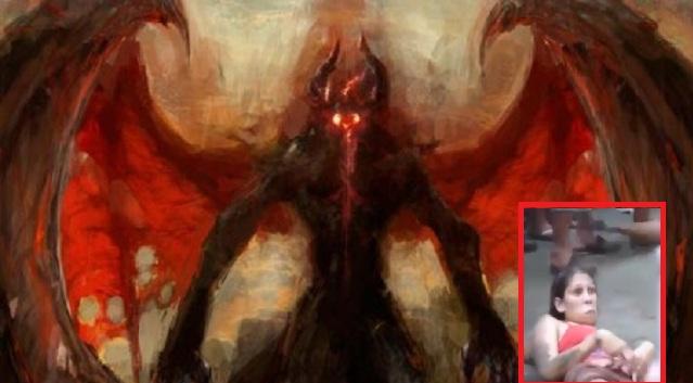 Το νέο ναρκωτικό που τους φέρνει τον διάβολο ..!! (video)