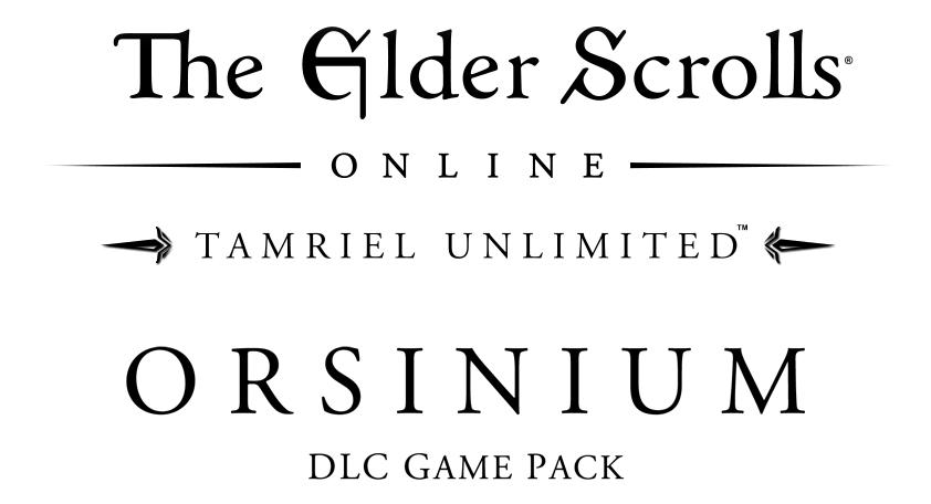 GadPlayers: Orsinium, nuevo DLC para The Elder Scrolls Online