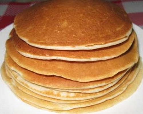 Resep Pancake tanpa Baking Powder Simple dan Praktis