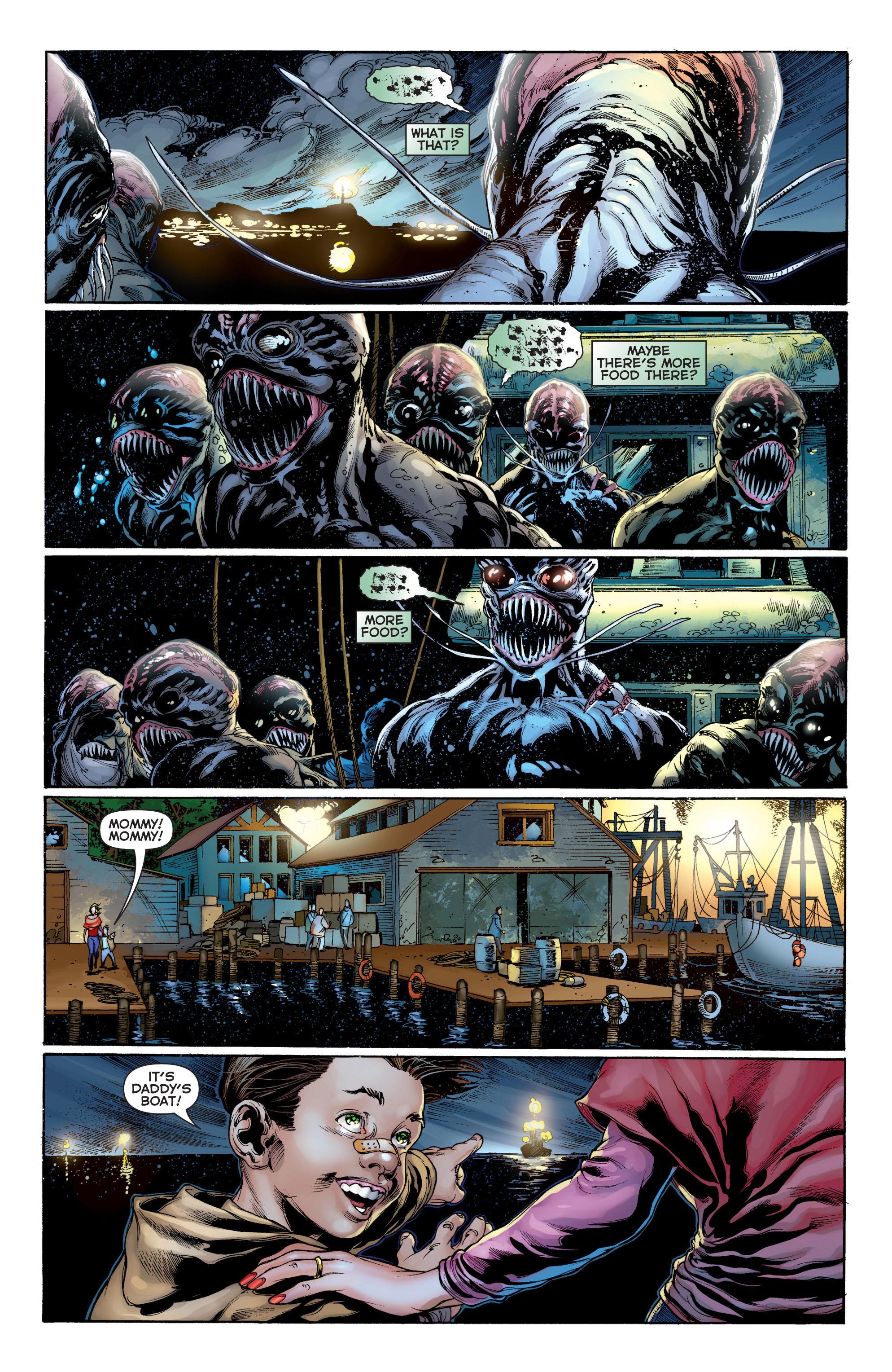 Read online Aquaman (2011) comic -  Issue #2 - 6