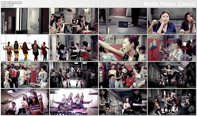 after school,free,mv,video,korean pop,ah