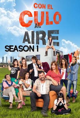 Con El Culo Al Aire (TV Series) S01 DVD R2 PAL Spanish