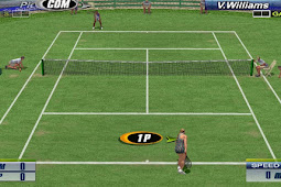 Tennis SEGA Sports PS2 ISO High Compressed
