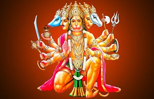 hanuman sathika english