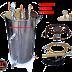 Mesin Boiler Setrika Uap Laundry Murah Indah Mesin Dijamin Kualitasnya
