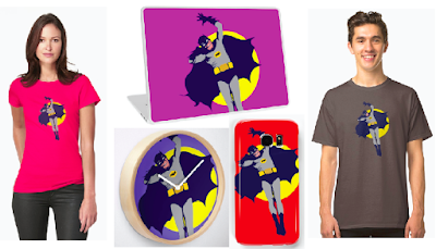 FRESH GEAR ALERT!!! Adam West FOREVER!!