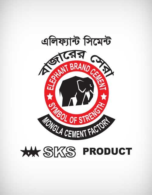 526f77aff elephant brand cement vector logo-1 - designway4u