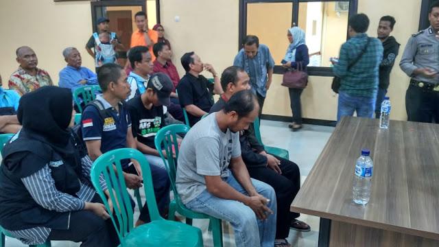 Mediasi Persekusi Siswa Terhadap Gurunya di Gresik