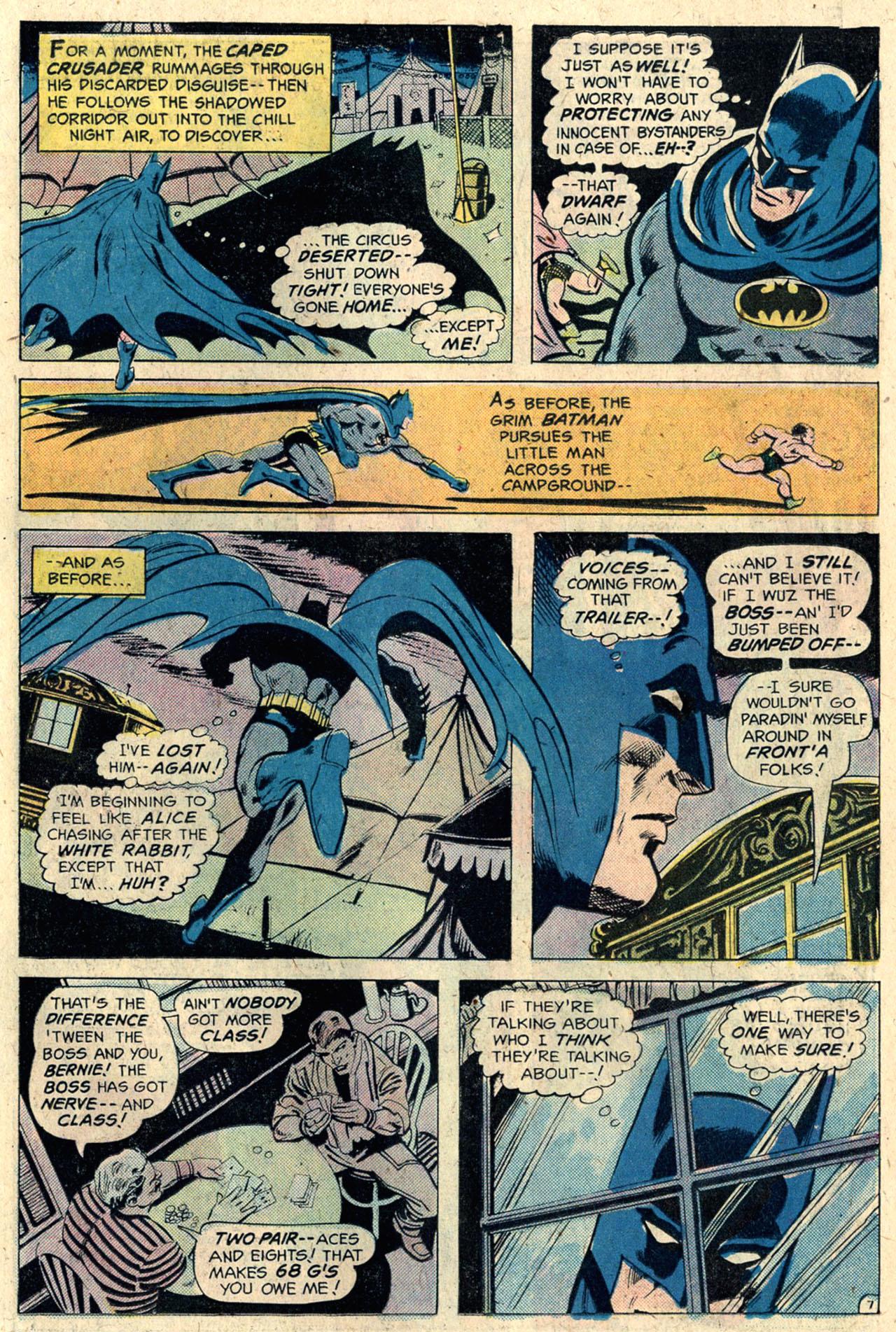 Detective Comics (1937) 448 Page 10