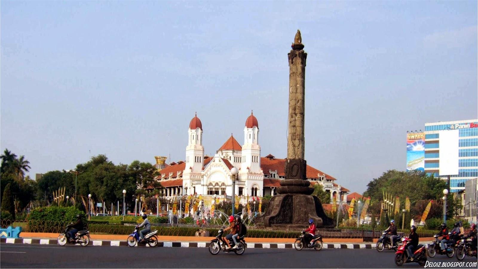 10 Wallpaper Kota Besar di Indonesia  Deloiz Wallpaper