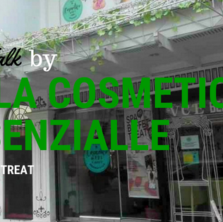 Villa Cosmetico Essenzialle (VCE) Skin Talk Beauty & Wellness