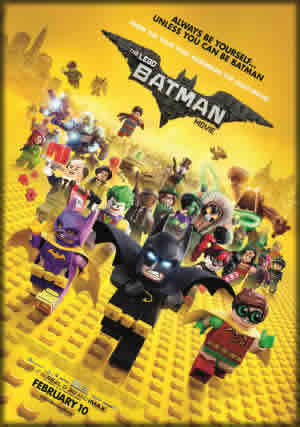 Blu-Ray LEGO Batman Latino HD