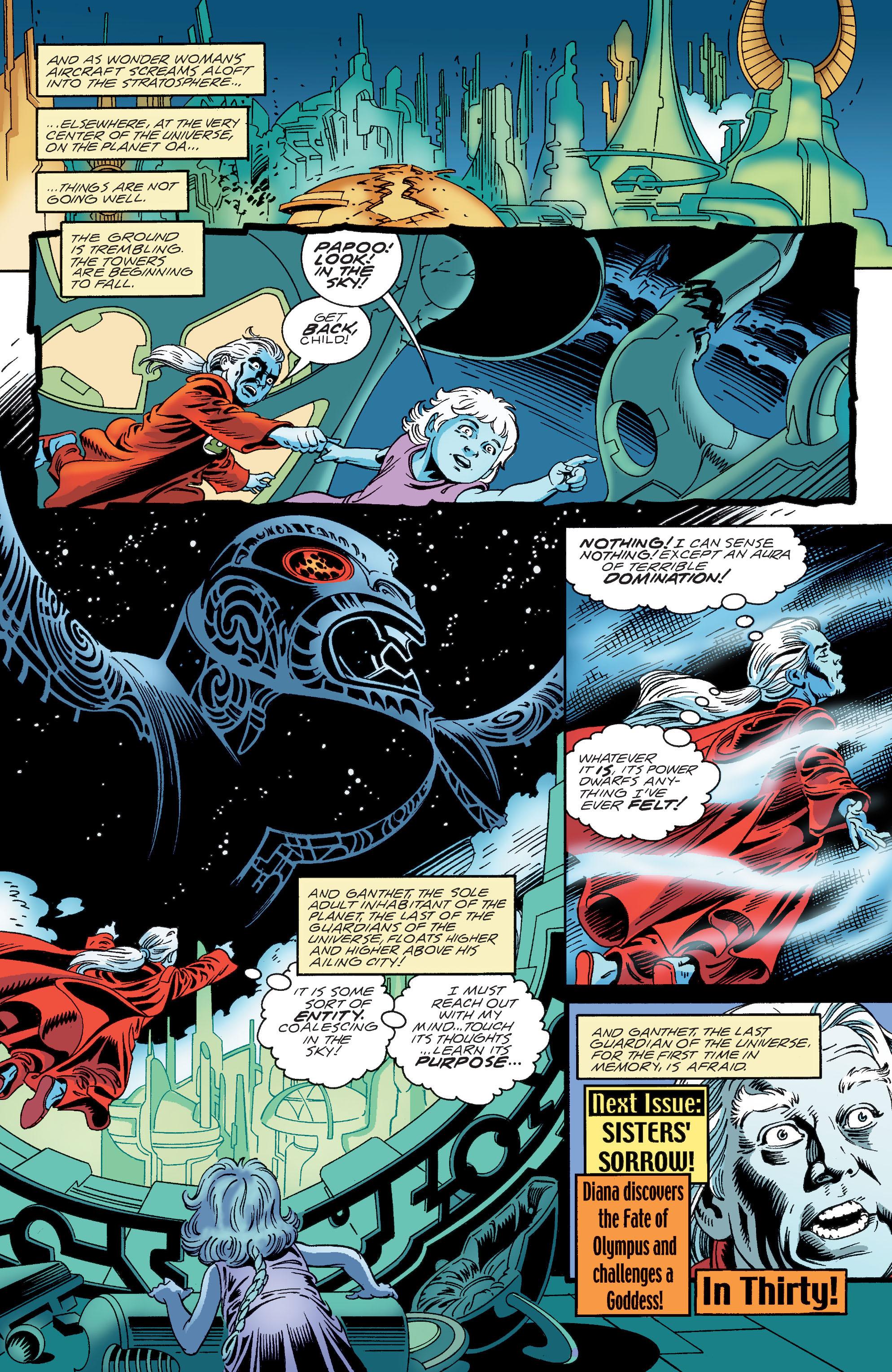 Read online Wonder Woman (1987) comic -  Issue #191 - 22