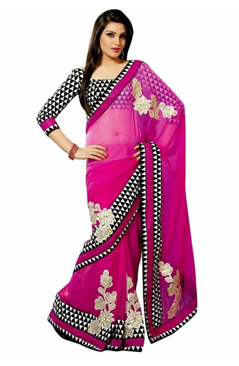 baju tradisional wanita india