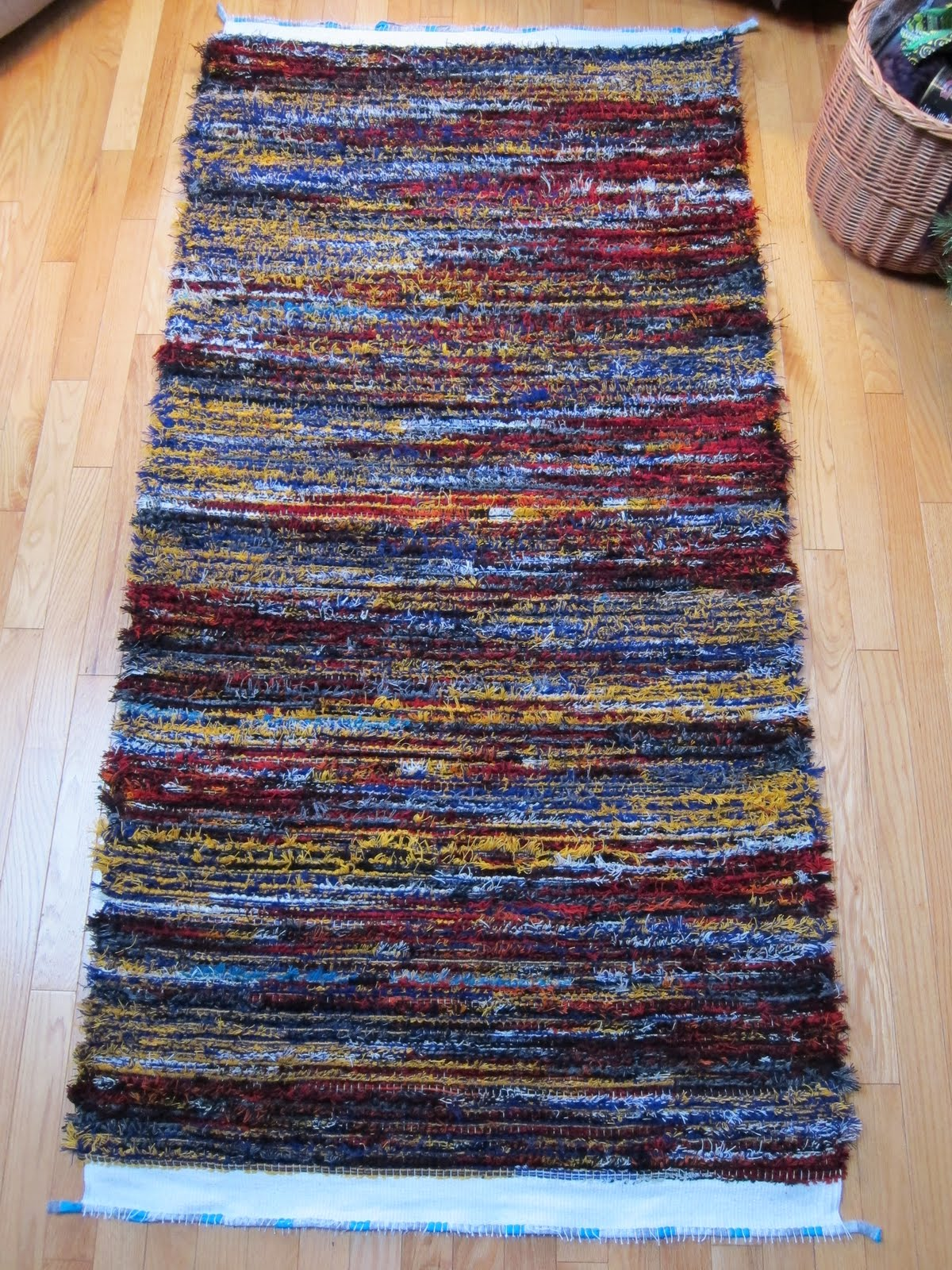 Madcitymike S Blog Quot Pendleton Wool Blanket Selvage Rugs