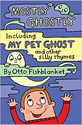 mostly ghostly, a silly rhyming picture book for kids