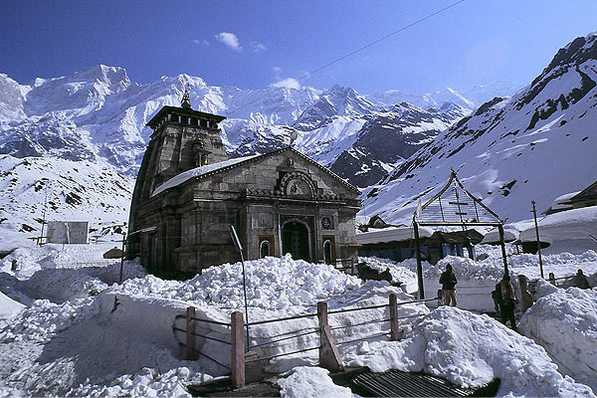 inwards Uttaranchal too an of import Hindu pilgrimage finish Things to produce inwards India: Kedarnath Temple: Chardham Yatra