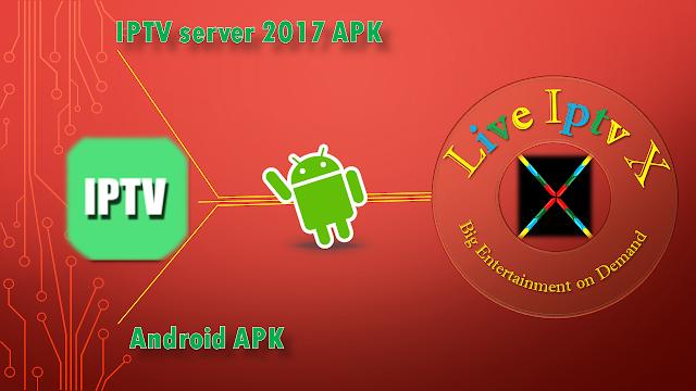 IPTV Server 2017 APK