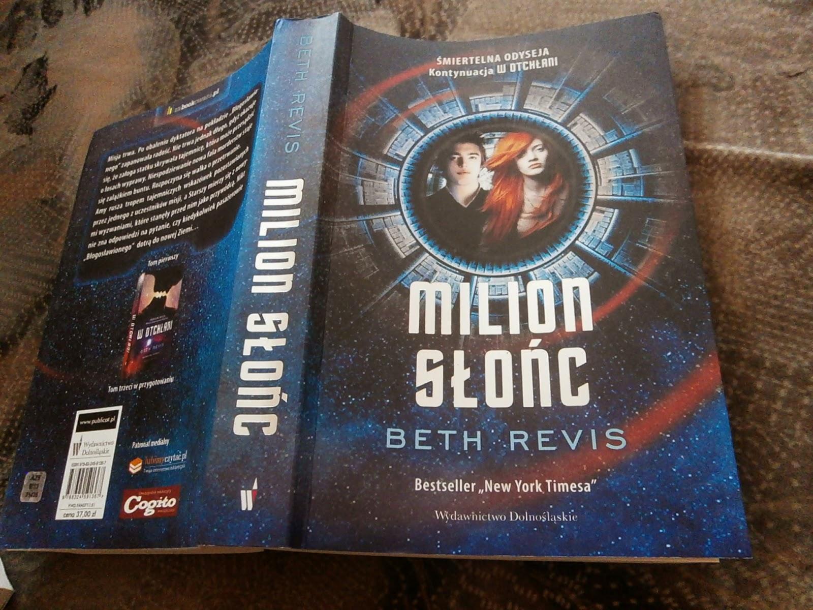 """Milion Słońc"" Beth Rivers"