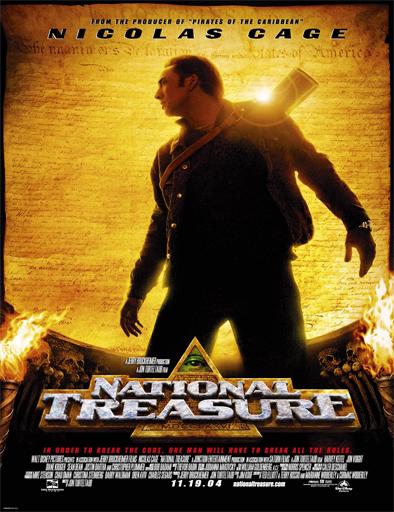 Ver La leyenda del tesoro perdido (2004) Online