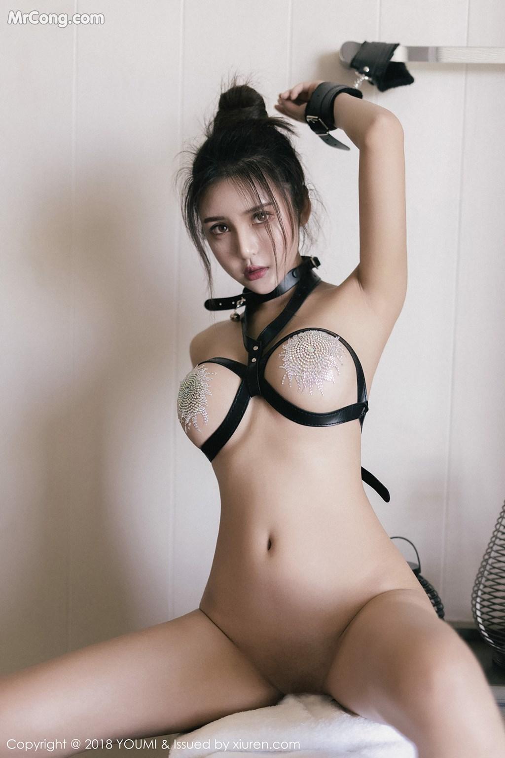 Image YouMi-Vol.226-SOLO-MrCong.com-008 in post YouMi Vol.226: Người mẫu SOLO-尹菲 (41 ảnh)