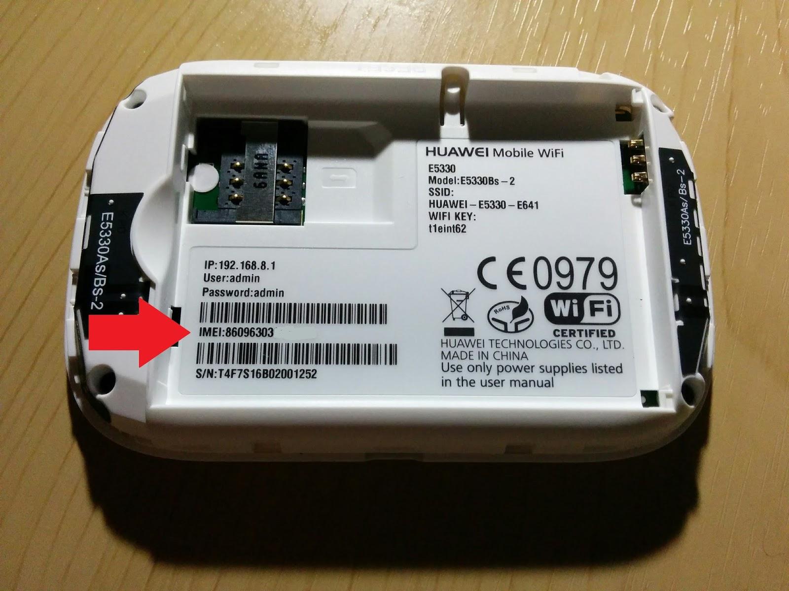 Crazy Panda: How to UNLOCK you Huawei Mobile Broadband Router / Modem