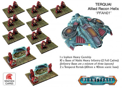 Terquai Allied Recon Helix