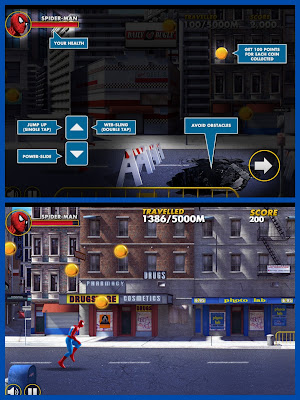 Free Children's Spiderman game online