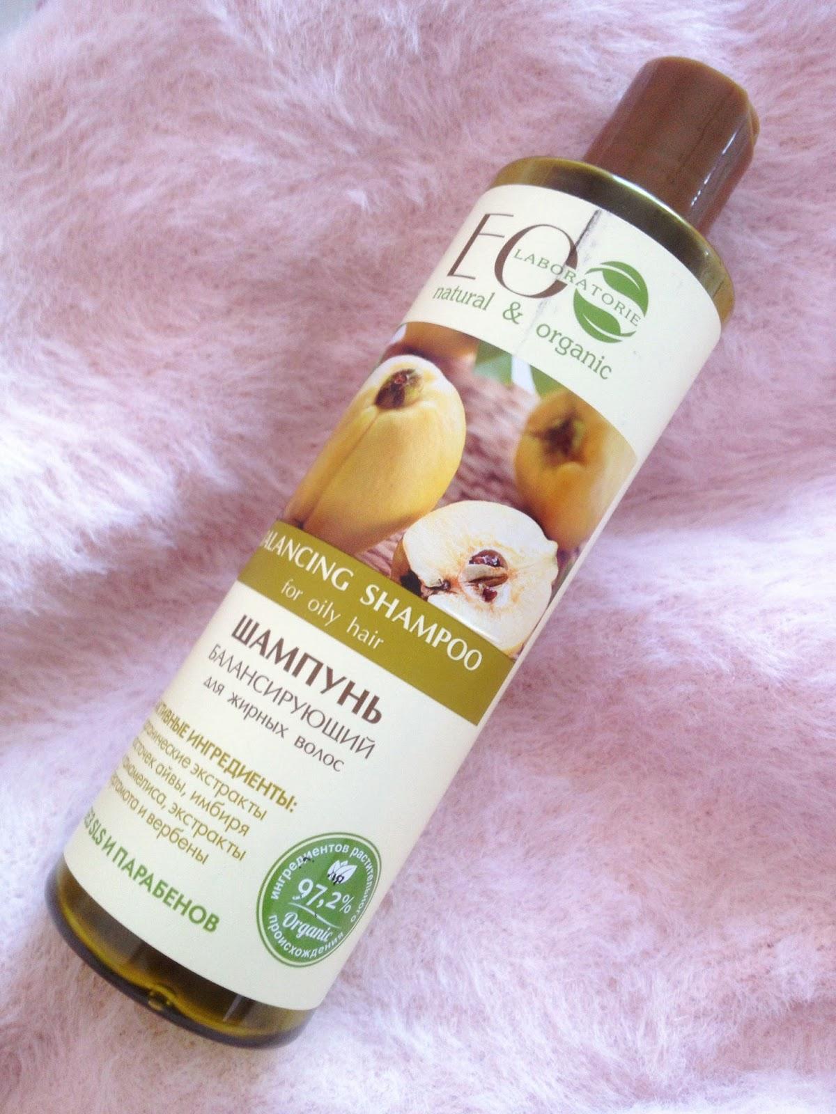 szampon normalizujacy ecolab