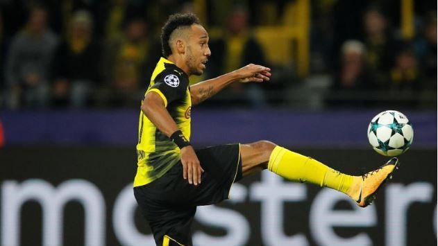 Dortmund Tidak Senang Wenger Berkomentar Tentang Aubameyang