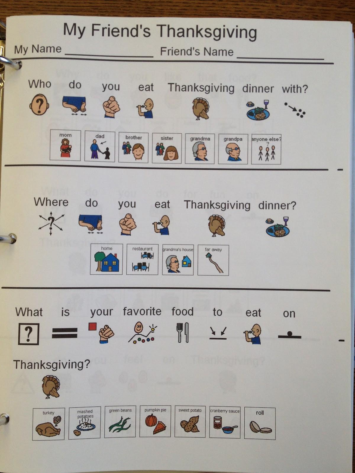Autism Tank Thanksgiving Wrap Up